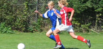 Zaalvoetbal dames